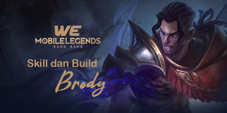 skill dan build tersakit brody
