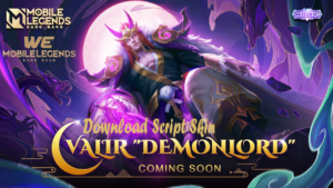 Script Skin Collector : Valir Demonlord