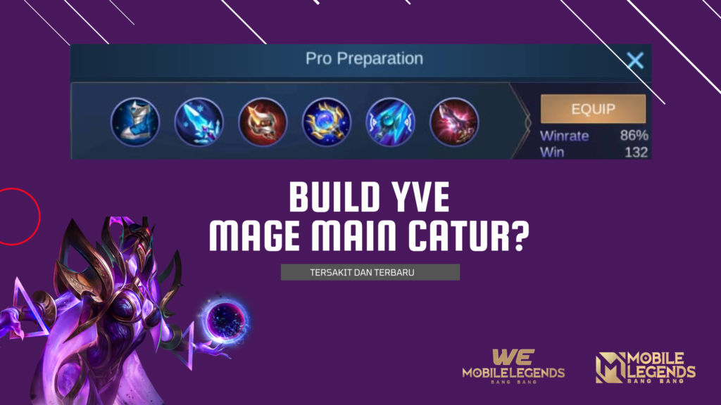 Build Yve Tersakit Selamanya