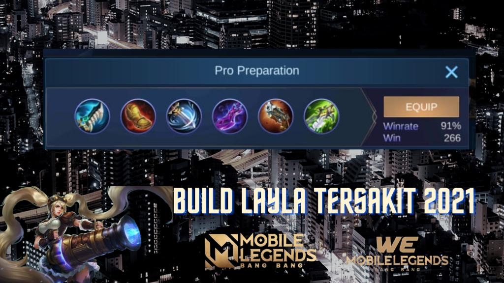 Build Layla Tersakit 2021 3
