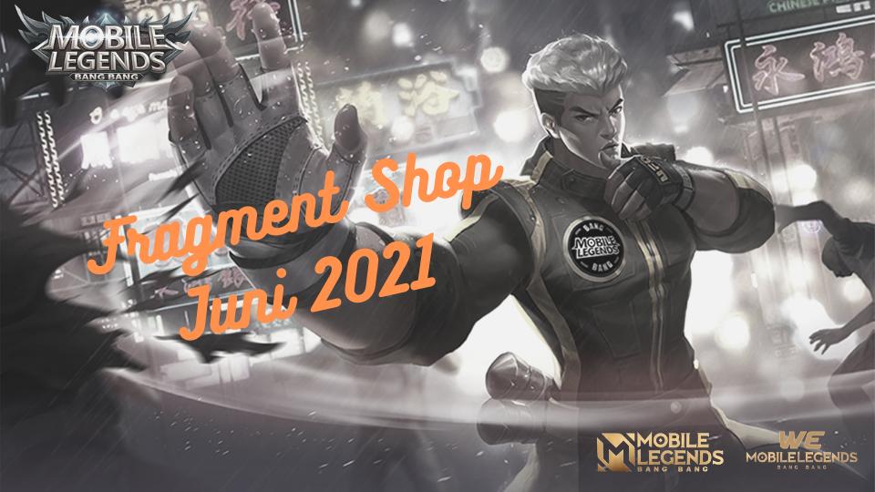 Fragment Shop Juni 2021