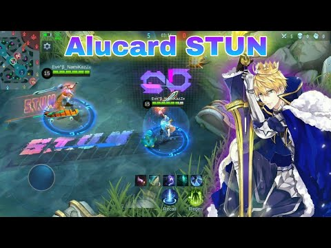 ALUCARD STUN- MOBILE LEGENDS
