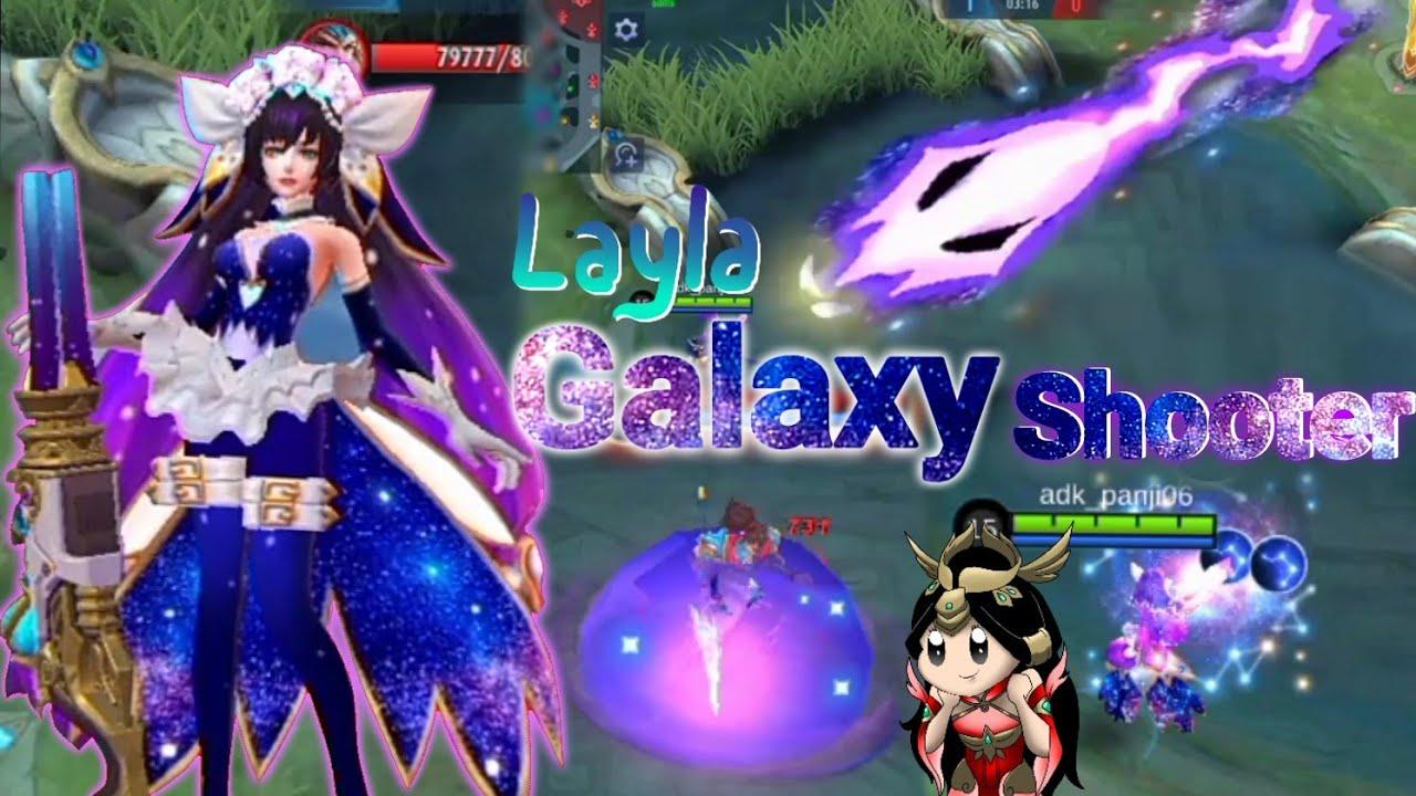 Layla - Galaxy Shooter
