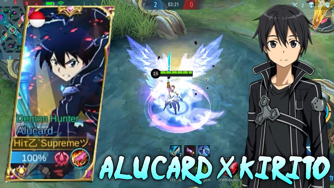 ALUCARD X KIRITO SKIN SCRIPT