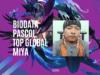 BIODATA PASCOL TOP GLOBAL MIYA